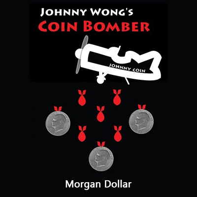 Coin Bomber (Morgan Dollar)