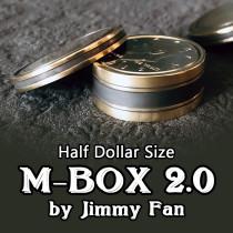M-BOX 2.0 by Jimmy Fan (Half Dollar Size)