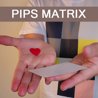 PIPS MATRIX (Gimmicks and Online Instruction) by Jeki Yoo