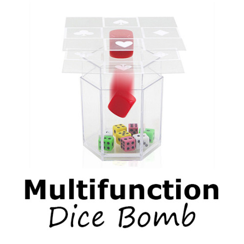 Multifunction Dice Bomb