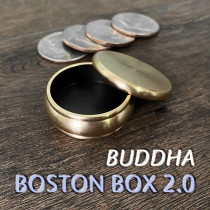 Buddha Boston Box 2.0 + Half Dollar Shell