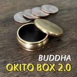 Buddha Okito Box 2.0 + Half Dollar Shell