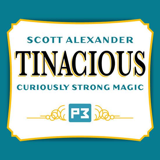 * TINacious by Scott Alexander