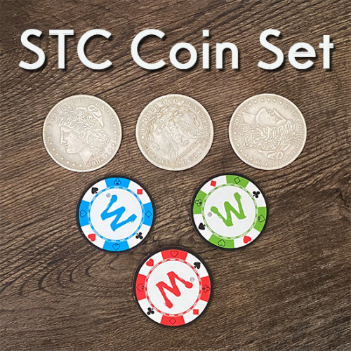 STC Coin Set