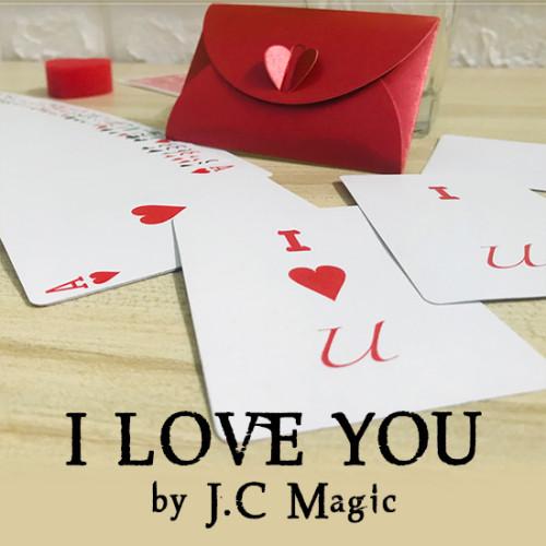 I Love You by J.C Magic