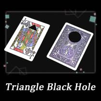 Triangle Black Hole