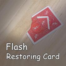 Flash Restoring Card