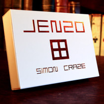 JENZO (Gimmicks and Online Instructions) by Simon Craze