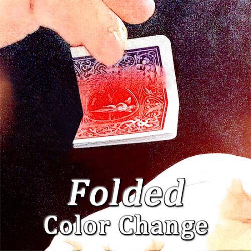Folded Color Change