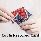 Cut & Restored Card
