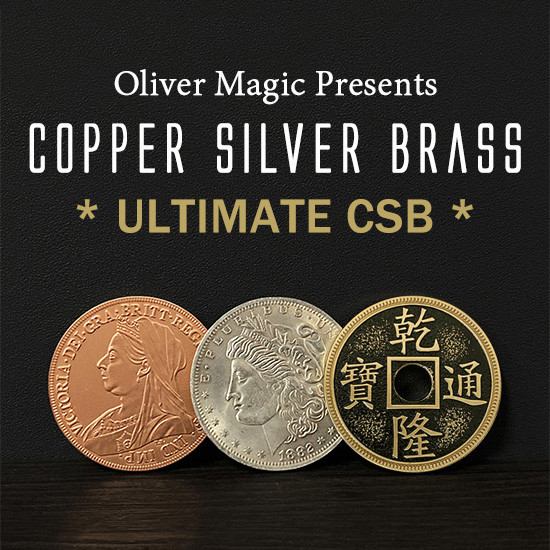 Ultimate CSB by Oliver Magic