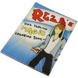 Reza's Magic Coloring Book (27.5*24.5cm)