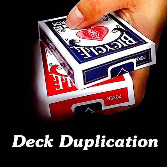 Deck Duplication