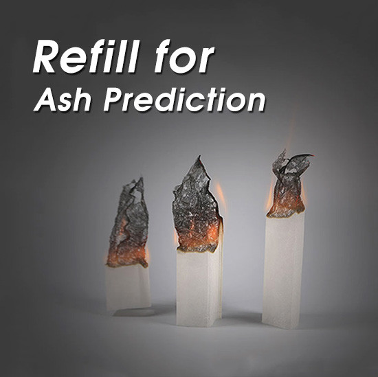 Refill for Ash Prediction (20 Pieces)