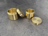 Double Brass Box