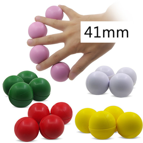 Multiplying Billiard Balls (Soft Rubber) - 41mm (5 Colors)
