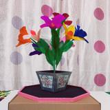 Appearing Potted Flower Tray by YG Magic