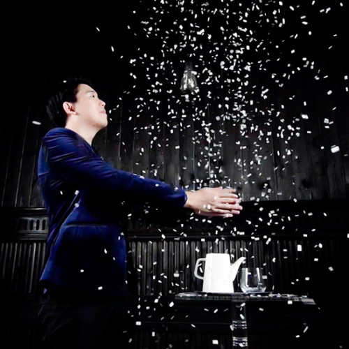 Snowflake - The Snowstorm Teapot