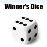 Winner's Dice (Gimmicks and Online Instructions) by Secret Factory