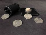 Cylinder and Coins by Oliver Magic
