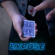 * Expose (Gimmicks and DVD) by SansMinds Creative Labs