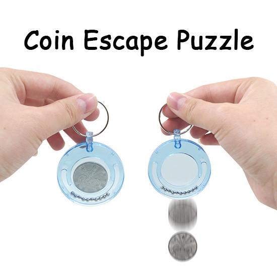 Coin Escape Puzzle