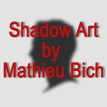 * Shadow Art (Bat Man)