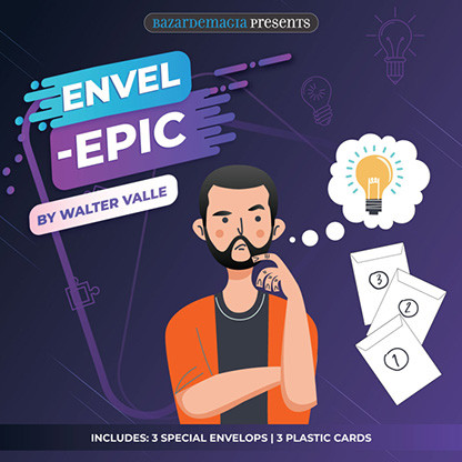Envel - Epic (Gimmicks and Online Instructions)