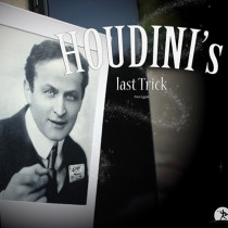 * Houdinis Last Trick (Gimmicks and Online Instructions)