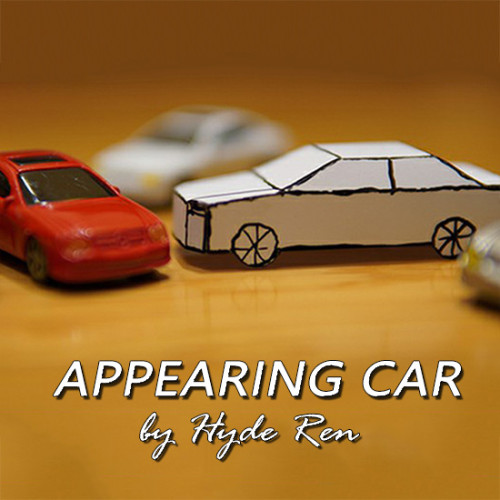 Appearing Car by Hyde Ren