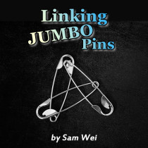 Linking Jumbo Pins by Sam Wei