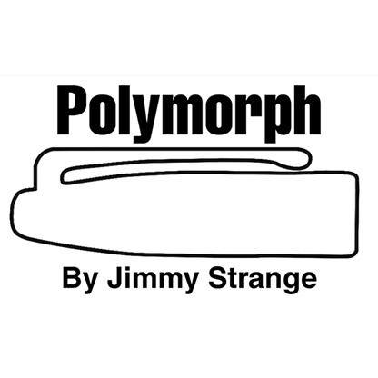 POLYMORPH by Jimmy Strange (Gimmicks and Online Instructions)