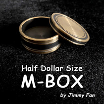 M-BOX by Jimmy Fan (Half Dollar Size)