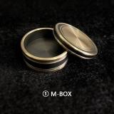 M-BOX by Jimmy Fan (Half Dollar Size)