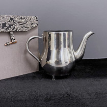 Snowstorm Teapot (Stainless Steel)