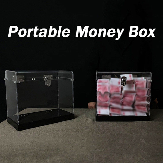 Portable Money Box