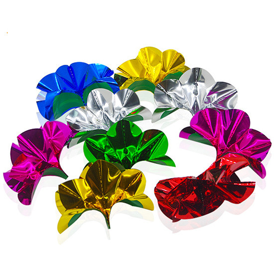 9 Spring Flowers from Fingertips (Plastic Clip)