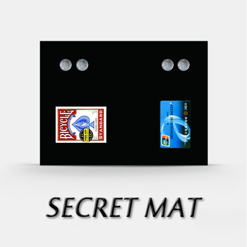 Secret Mat by Shawn Lee