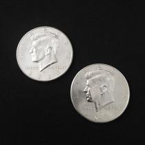 Double Sided Half Dollar