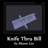 Knife Thru Bill by Shawn Lee