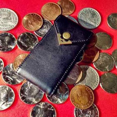 6 Pocket Coin Purse
