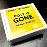 * POST IT GONE (Gimmicks and Online Instructions) by Julio Montoro and MagicWorld