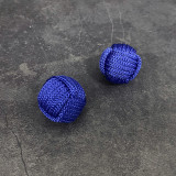 Monkey Fist Chop Cup Balls (1 Regular and 1 Magnetic)