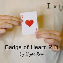 Badge of Heart 2.0 by Hyde Ren