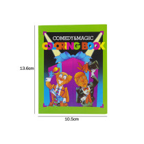 Comedy Magic Coloring Book (Mini Size)