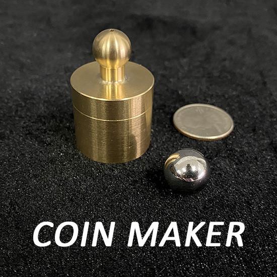 Coin Maker (Brass)