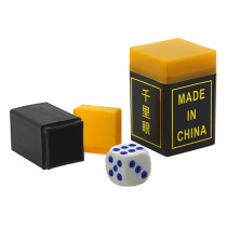 Foreseeing Dice