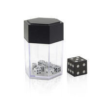 Dice Bomb - Black Spot Dice (Small/Large)