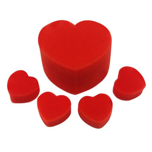 Multiplying Sponge Hearts To Jumbo Mystery
