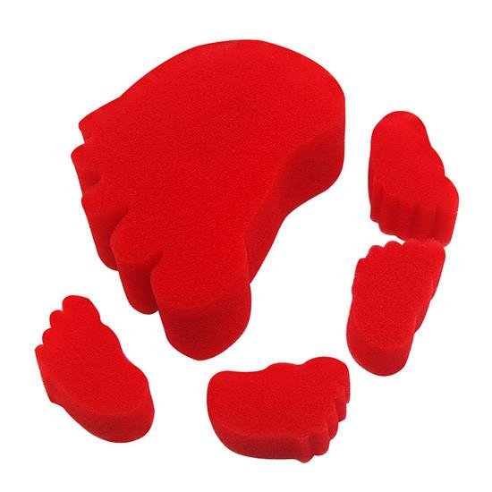 Multiplying Sponge Feet to Jumbo Mystery